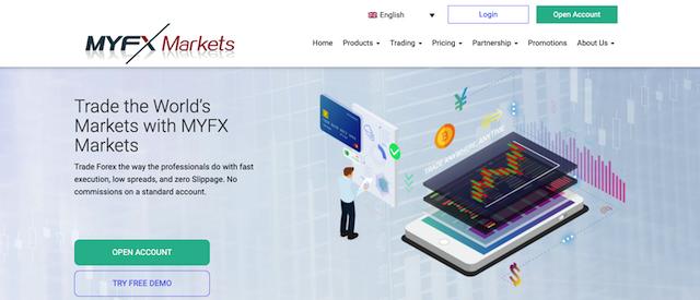 MYFX Marketsのボーナス内容