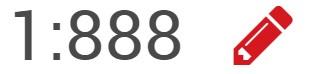 レバレッジの右のえんぴつマークをクリック width=