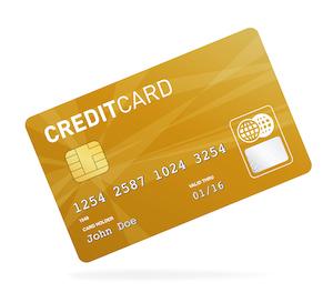クレジットカード/デビットカードの入金手順
