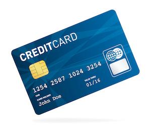 出金方法④クレジットカード